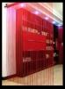 red single home/KTV/wedding string curtain