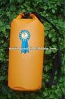 orange folding travel bag wet dry bags 5L/10L