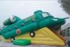 inflatable plane