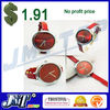 F03852 Fashion Simplicity Quartz Leather Wrist Watch for Women Ladies
