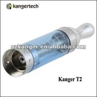 Kanger T2 changeable coil cartomizer with aluminum drip tip
