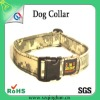 comfortable custom fashion cotton dog collar pet collar manufacture