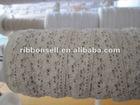 wide flower yarn lace