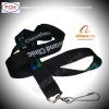 Fashion Multi-color Printed-logo Neck Ribbon Strap