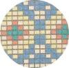 21s SZ 100% organic cotton fabric