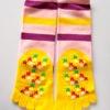 High Quality Man Cotton Toe Socks