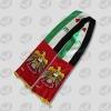 Customized sublimation sports scarf