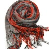 2012 Fashion Ladies' Woven Polyester Scarf Stole