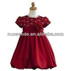 Real Sample Flower Girl Dresses 2012 Under 30 Evening Gown for children kids dresses for weddings