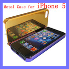 For iPhone 5 5G Metal Case
