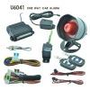 High quality and Best price U6041 Car alarm with 1 year warranty