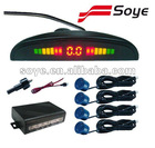 wholesale led parking sensor system for car automatic distance control radar detector