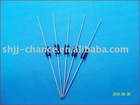 HER208 2.0 ampere open junction axial lead throught hole high efficiency rectifier diode