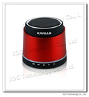 Karlls A3 mini Portable FM Radio USB SD Card Reader MP3 Speaker