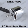 RC Hobby Electric brushless Outrunner DC Magnet Motor D2627-1200