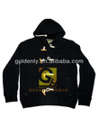 Men's fashion hoody jacket