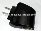 AC/DC mobile phone power adapter