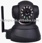 H.264 Wireless PT IP Camera