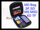Memory Card Case Mini For CF CF SD MS MSD XD TF Card