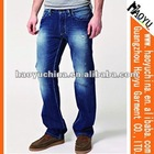 Hot sales fashion mens flare jeans(HY1878)