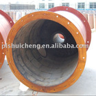 cast basalt lining steel pipes