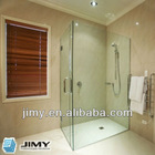 High quality shower glass partition