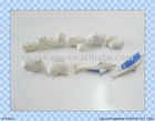 smal plastic nail brush