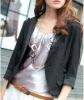 2012 hot sell new stytle fashion long sleeve V-nick blouse dress