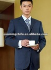 Navy/black fashion business suits for men