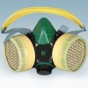 chemical respirator in security & protection