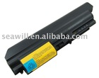 Laptop battery replacement forThinkPad R61 Series 42T5225