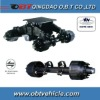 Bogie Suspension with BPW Axle-16T