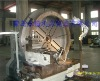 large lathe for turning large diameter flange