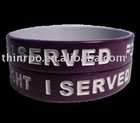 silicone bracelet/silicone wristband