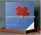 High quality wooden photo albums wholesale wedding photo albums