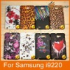 New arrival Mixed Color Hard Back Cover Case (11 design ) For Samsung i9220 LF-0488 CH