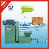 Super popular sawdust briquette charcoal machine