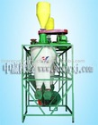Waste tire recycling machinery