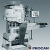 6-Head Can Seamer for Round Can