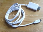 mobile phone MHL HDMI Cable