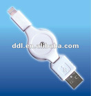 lightning to usb cable for iphone5 cable(DDL-O-012)