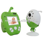 Special Apple Design 2.4G Wireless Digital Audio & Video Baby Monitor