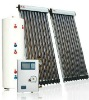Assistant Tank Pre-heated Solar Energy Water Heater For Home Supply