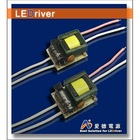 6W high power isolated driver for LED bulb light