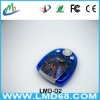 Portable mini radio with earphone LMD-D2