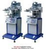 CE Approved Pneumatic Flat/Round Screen Printing Machine