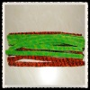 hotselling green with grass green pipe cleaner crafts