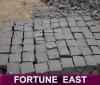 Black Granite Cube Stone