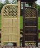 bamboo garden door