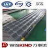 Clour steel corrugated sheets for roofing